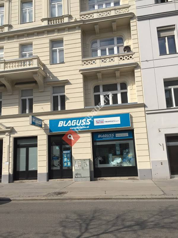 Blaguss Reisebüro