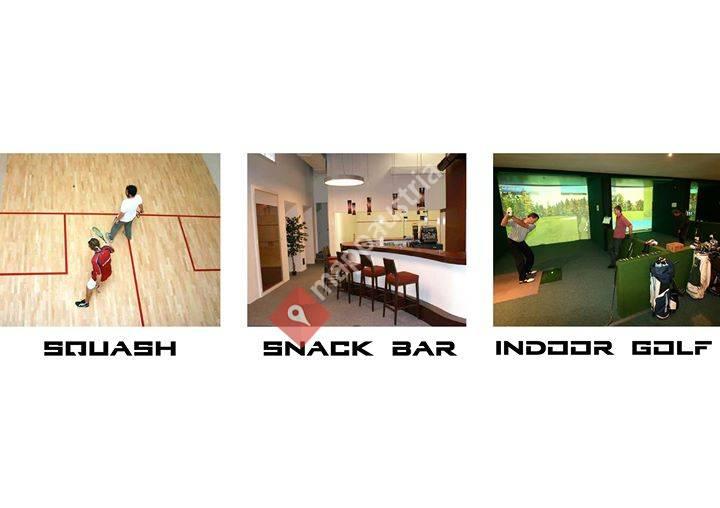 C19 Sportanlagen - IndoorGolfsimulatoren & Squashclub