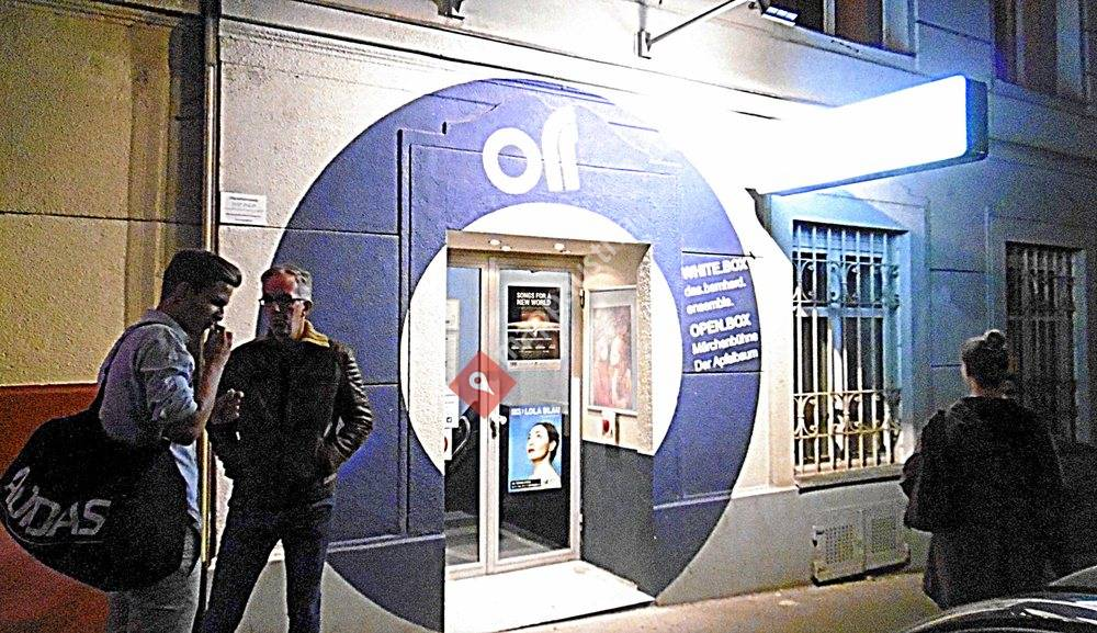 Das Off Theater Wien