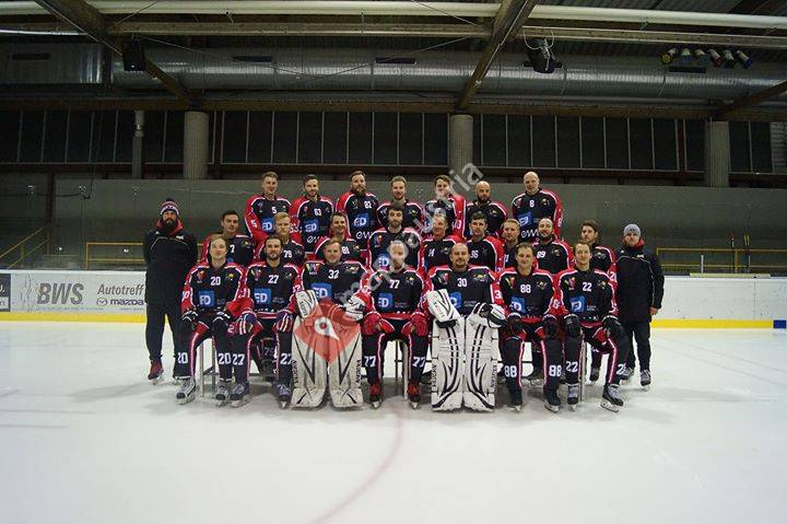 EHC Fire on Ice Wels