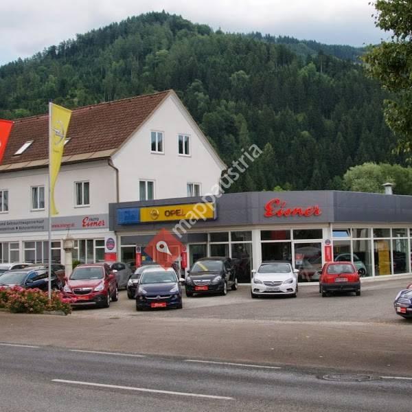 Eisner Auto Wolfsberg - Opel, Isuzu Service