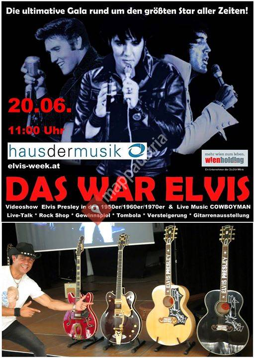 ELVIS WEEK Austria
