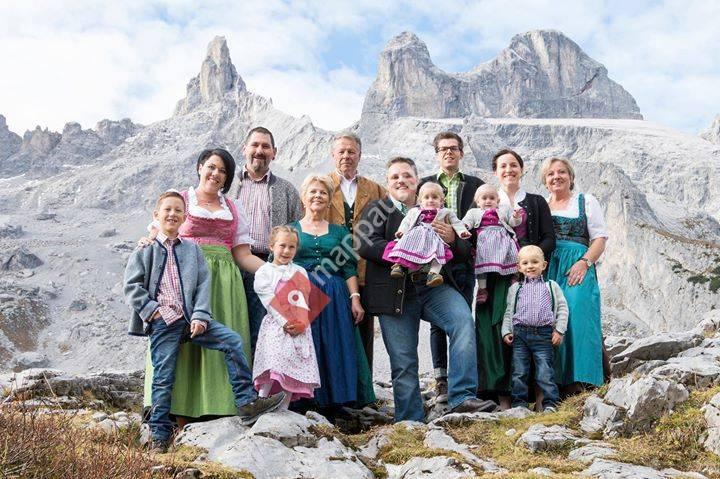 Famile Dönz - ganz do si im Montafon