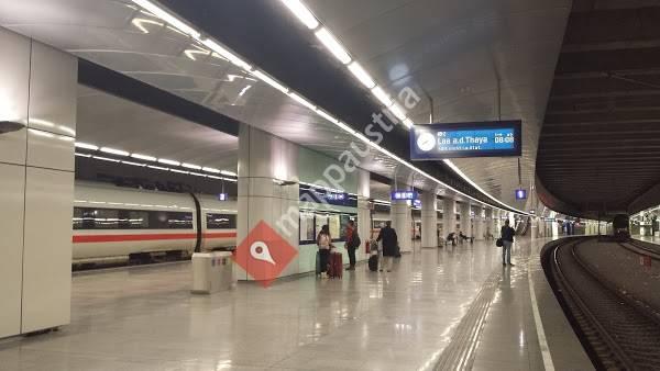 Flughafen Wien Bahnhof