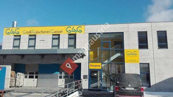 Großwäscherei-chemische Reinigung Gasser GmbH