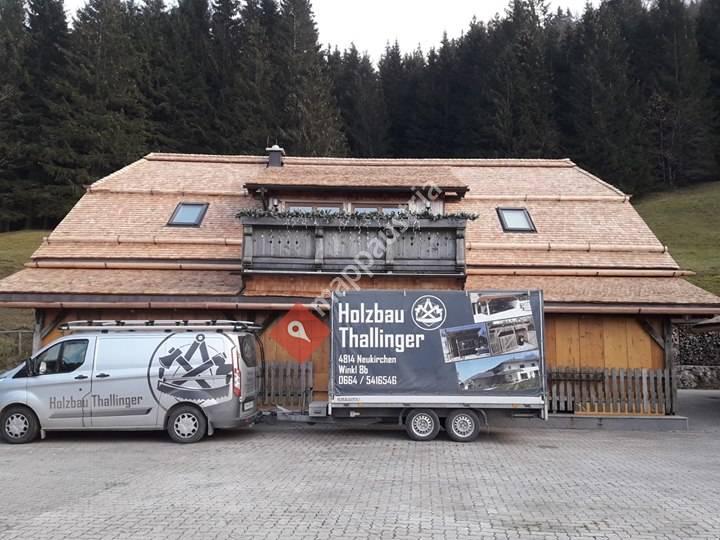 Holzbau Thallinger