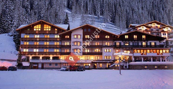 Hotel Enzian Zauchensee
