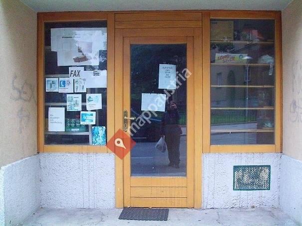 Internetcafe Mit Drucker