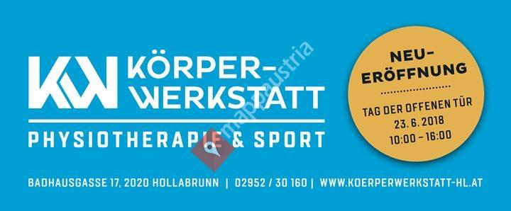 Körperwerkstatt Hollabrunn - Hollabrunn