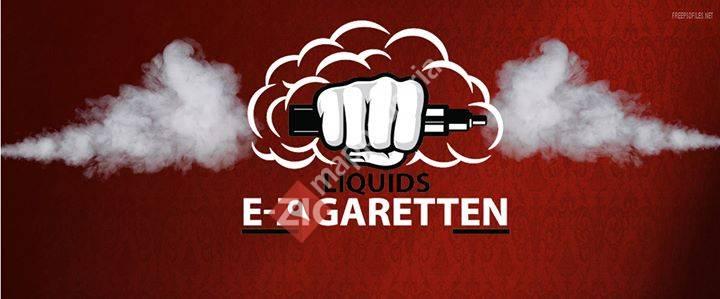 Liquids & E-Zigaretten. Vaper shop