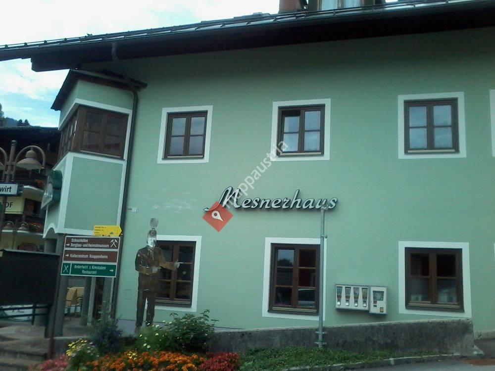 Mesnerhaus Fam. Robert & Helga Grechenig