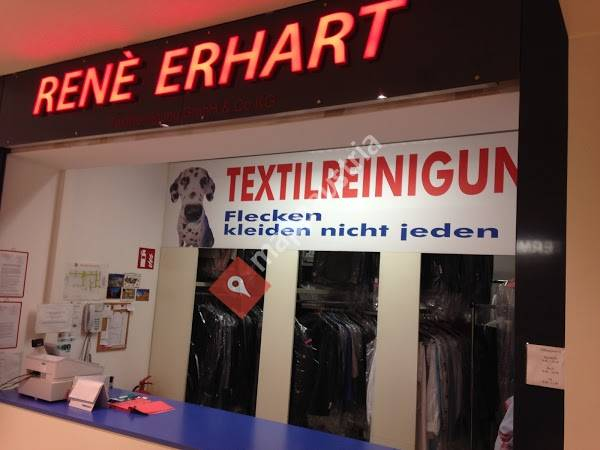 Rene Erhart Textilreinigung Filiale DEZ