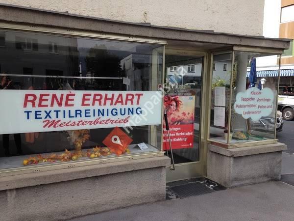 Rene Erhart Textilreinigung Filiale Fürstenweg