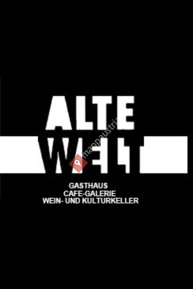 Restaurant-Cafe Alte Welt