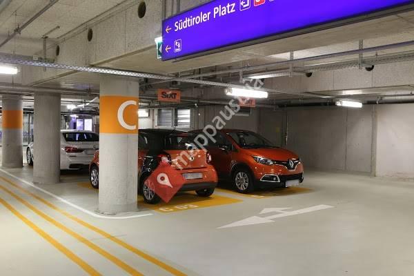 Sixt Autovermietung Wien Hauptbahnhof