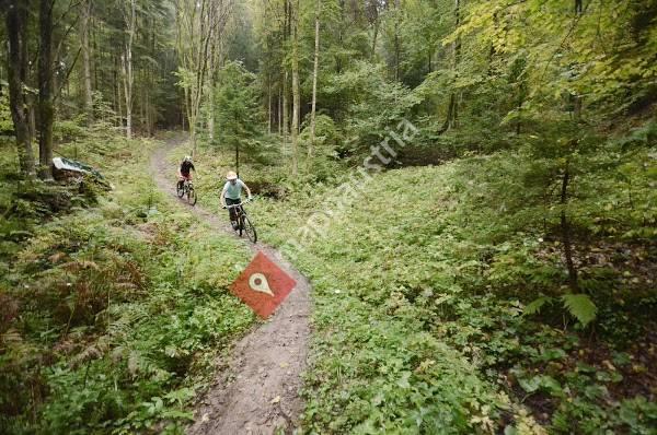 Start Samonigg & Shorty MTB Trails Faaker See