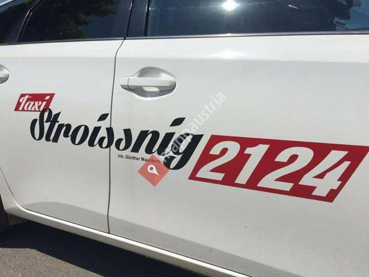 Taxi Stroissnig 2124