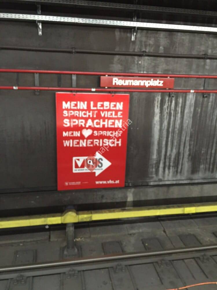 U1 Reumannplatz