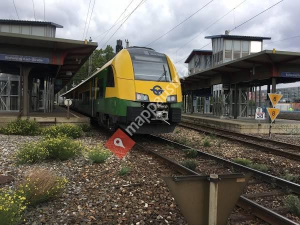 Wien Erzherzog-Karl-Straße Bahnhof