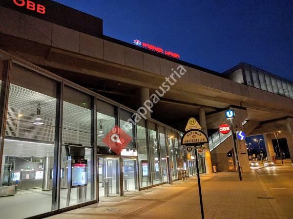 Wien Stadlau Bahnhof