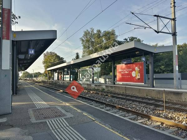 Wien Strebersdorf Bahnhof